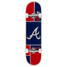 Element x MLB 2018 ATL Square Skateboard Complete - 7.75""