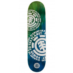 Element Earth Day PTTP Skateboard Deck - 8.00""