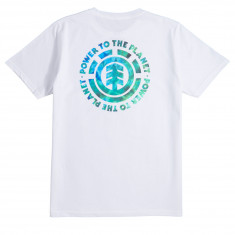 Element PTTP Earth Day T-Shirt - Optic White