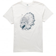 Element Skateboards Tribe T-Shirt - White Heather