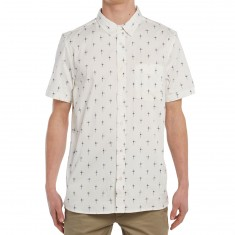 Element Hallen Shirt - Bone White