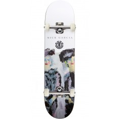 """Element Garcia Piper Pages Skateboard Complete - 8.00"""""""