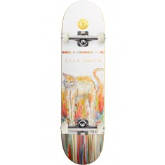 """Element Evan Piper Page Skateboard Complete - 8.25"""""""