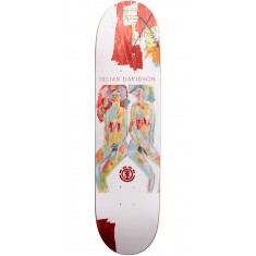 Element Julian Piper Page Skateboard Deck - 8.125""