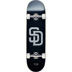 Element X MLB San Diego City Skateboard Complete - 8.00""