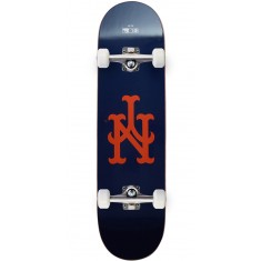 """Element X MLB NY Mets City Skateboard Complete - 8.00"""""""