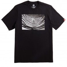 Element French Fred Westgate T-Shirt - Black