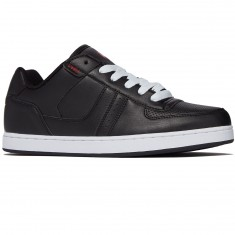 Osiris Relic Shoes - Black/Charcoal/Red