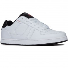 Osiris Relic Shoes - White/Black/Red