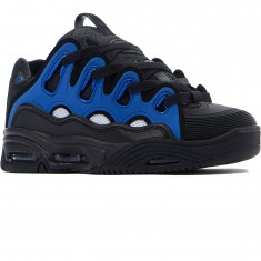 Osiris D3 2001 Shoes - Black/White/Royal