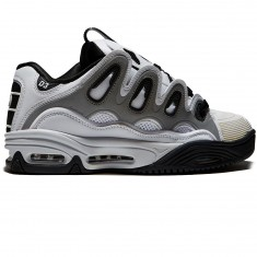 Osiris D3 2001 Shoes - White/Black