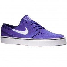 Nike Zoom Stefan Janoski Shoes - Deep Night/White/Black