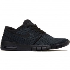 Nike Stefan Janoski Max Shoes - Black/Black