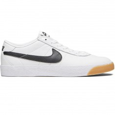 Nike Bruin SB Premium SE Shoes - Summit White/Black/White