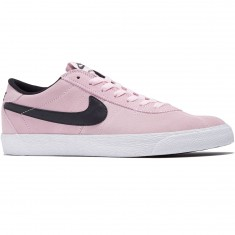 Nike SB Zoom Bruin Pink Motel Premium SE Shoes - Prism Pink/Black/White