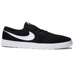 Nike SB Portmore II Ultralight Shoes - Black/White