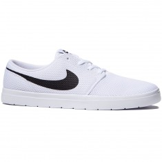 Nike SB Portmore II Ultralight Shoes - White/Black/Track Red