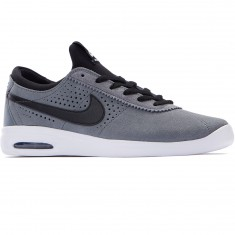 Nike SB Air Max Bruin Vapor Shoes - Cool Grey/Black/White