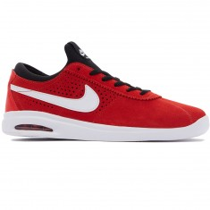 Nike SB Air Max Bruin Vapor Shoes - Red/White/Black