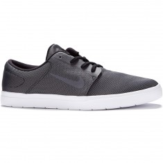 Nike SB Portmore Ultralight Shoes - Black/Dark Grey