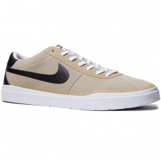Nike SB Bruin Hyperfeel Shoes - Khaki/Black/White