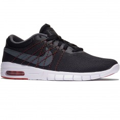 Nike SB Koston Max Shoes - Black/Dark Grey/White/Orange