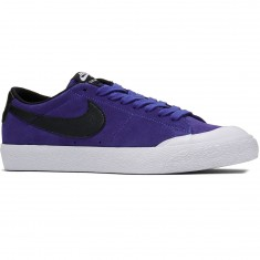 Nike SB Air Zoom Blazer Low XT Shoes - Deep Night/Black/White/Gum