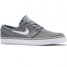 Nike Zoom Stefan Janoski Shoes - Cool Grey/White/Black