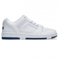 Nike SB Kevin Bradley Air Force II Low QS Shoes - White/White/Blue Void