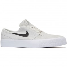 Nike Zoom Stefan Janoski Premium Shoes - Summit White/Black