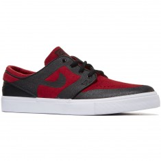 Nike Zoom Stefan Janoski Elite Shoes - Red/Black