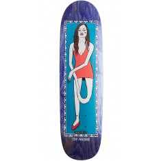 Toy Machine Templeton Insecurity Skateboard Deck - 8.50""