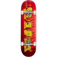 Toy Machine The Crew Skateboard Complete - 8.50""
