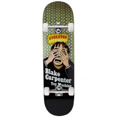 Toy Machine Carpenter Eyes Eyes Skateboard Complete - 8.375""