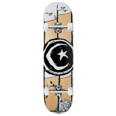 """Foundation Star And Moon Ramp Skateboard Complete - 8.25"""""""