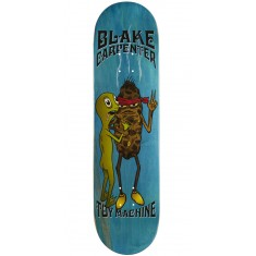Toy Machine Carpenter Doubting Turtle Skateboard Deck - 8.25""