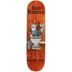 Toy Machine Romero Loco Skateboard Deck - 8.125""
