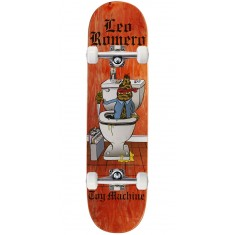 Toy Machine Romero Loco Skateboard Complete - 8.125""
