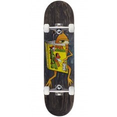 "Toy Machine Axel Gumby Skateboard Complete - 8.375"" - Various Stains"