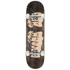 """Toy Machine Fists Skateboard Complete - Black - 8.50"""""""