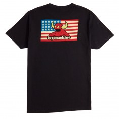 Toy Machine American Monster T-Shirt - Black