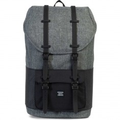 Herschel Little America Aspect Backpack - Raven/Black