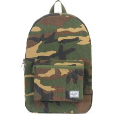 Herschel Daypack Casual Backpack - Woodland Camo