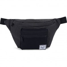 Herschel Seventeen Hip Pack - Black Grid