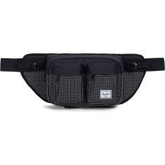 Herschel Eighteen Hip Pack - Black Grid