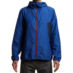 Herschel Voyage Wind Jacket - Surf The Web/Peacoat/Windsor Wine