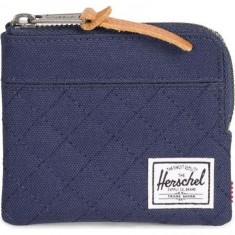 Herschel Supply Johnny Wallet - Quiltpoly Peacoat