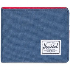 Herschel Supply Roy Wallet - Navy/Red