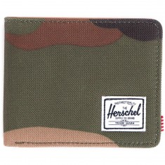 Herschel Supply Hank Wallet - Camo