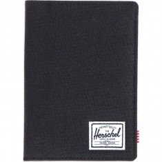 Herschel Supply Raynor Passport Holder - Black